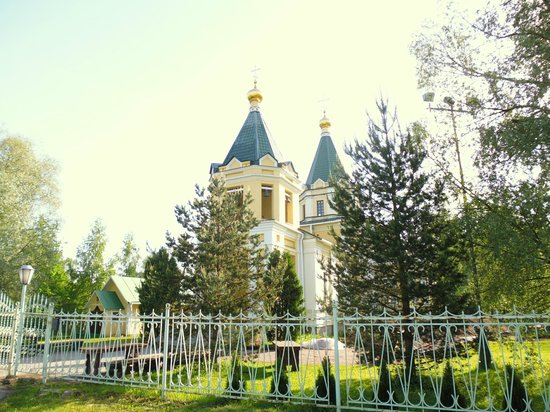 Chapel of Our Lady of Kazan