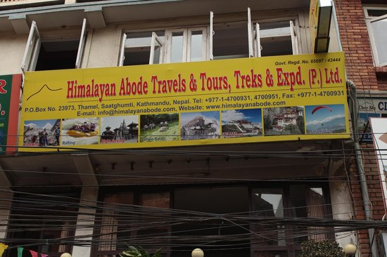 Himalayan Abode Travels and Tours Treks and Expeditions - Private Kathmandu Day Tour: this excellent agent