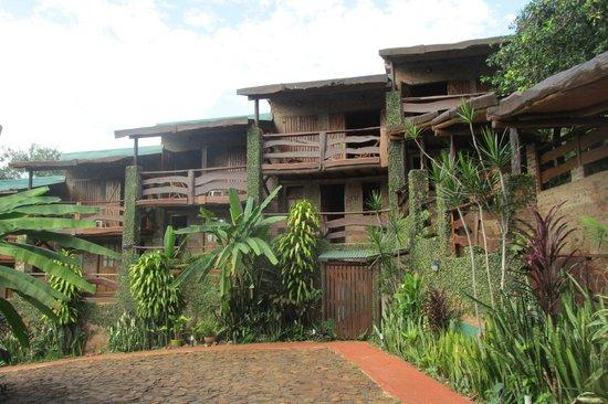 Jasy Hotel : Habitaciones