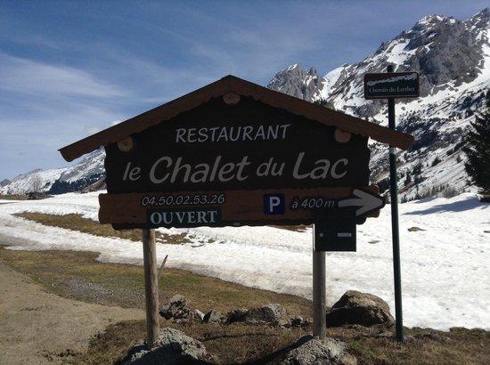 le y 233 ti mange un dessert picture of le chalet du lac la clusaz tripadvisor
