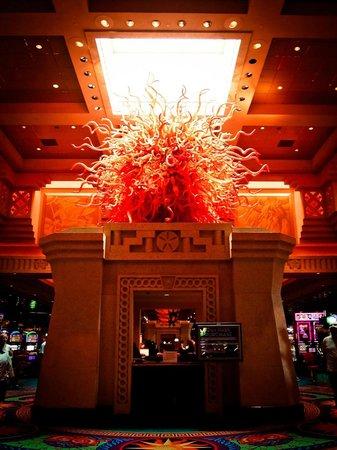 Atlantis Casino : Chihuly's Sun