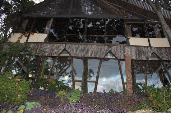 Karama Lodge & Spa: Dinning room