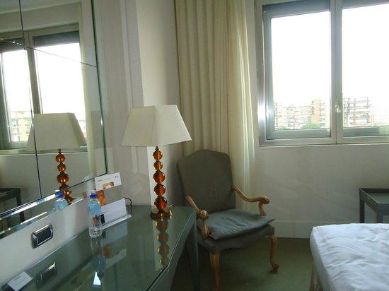 Starhotels Tuscany : Vista geral do apartamento