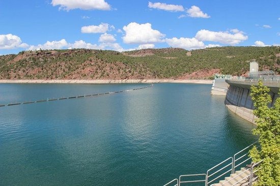 Flaming Gorge Dam Visitor Center