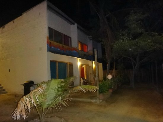 Playa del Ritmo, Beach Hostel & Bar: Habitaciones