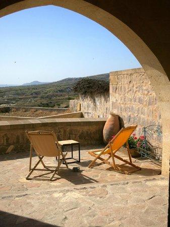 Argos in Cappadocia: Room Terrace