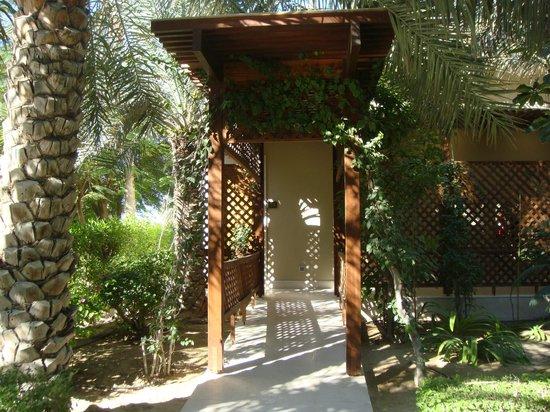 Desert Palm Dubai: Our front door