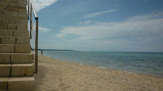 Istion Club Hotel & Spa: Hotel Beach