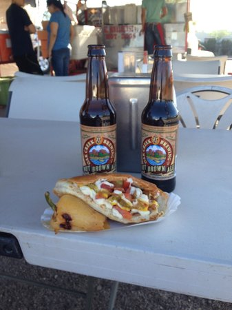 Arizona Casita: Sonoran dog place recommended by Dan