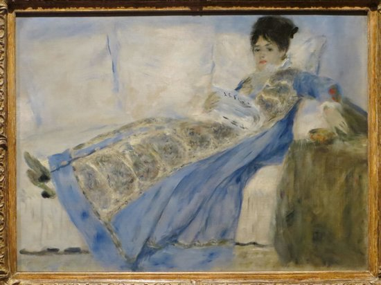 Musée Calouste-Gulbenkian : renoir