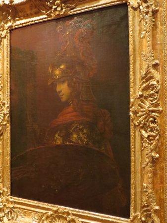 Musée Calouste-Gulbenkian : rembrandt