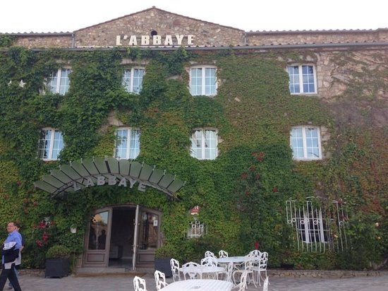 Hostellerie de l'Abbaye: TOUR  IN GRUPPO