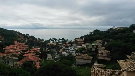 La Pedrera Small Hotel & Spa : Vista a Joao Fernandez