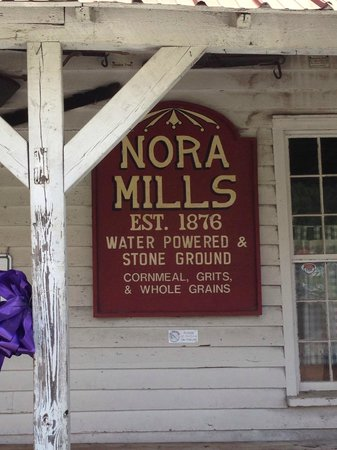 ‪Nora Mill Granary‬