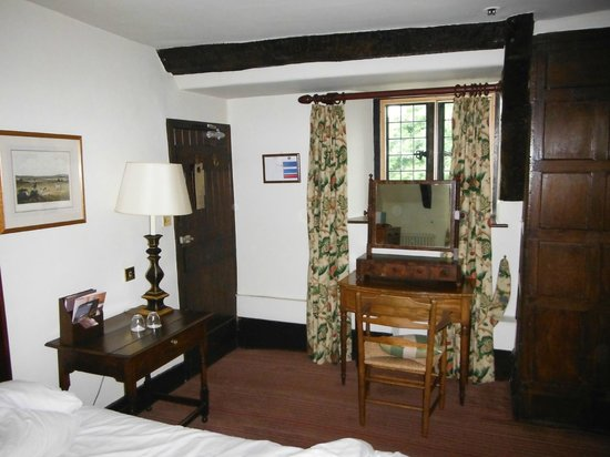 The Lygon Arms: Room 17