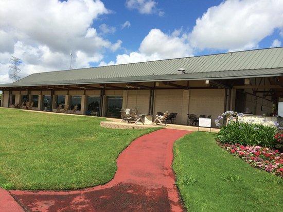 Lake View RV Resort: Main club house