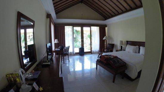 Villa Grasia Resort & Spa : La stanza