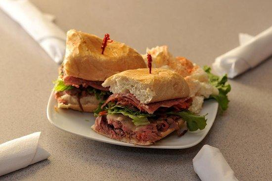 Summa Joe's: Godfather Sandwich