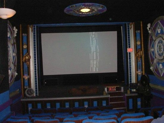 Highlands Cinema: One of the theatres