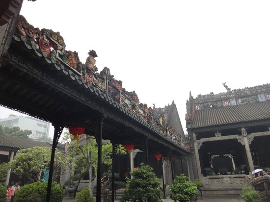 Chen Clan Ancestral Hall-Folk Craft Museum : Discover what you miss, if you have been skipping this