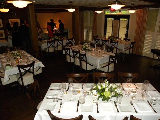 Michael Anthony's Cucina Italiana: Rehearsal dinner
