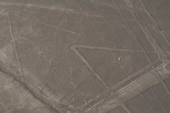 Nasca Lines : just one of the great amazing sights