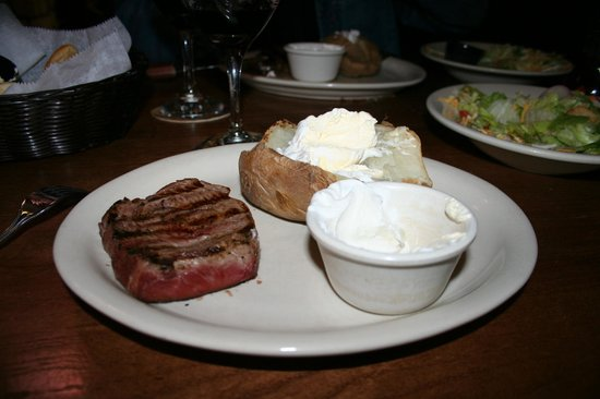 Colton's Steak House and Grill: Le plat d'angus