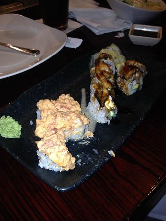 Miyabi Japanese Steak House & Sushi Bar