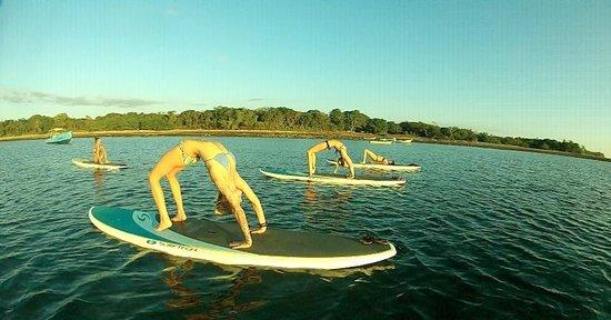 Playa Negra, Costa Rica: private supyoga lessons