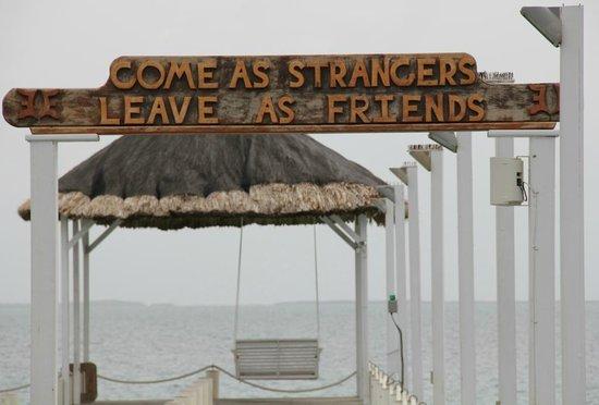 Turneffe Island Resort: Slogan