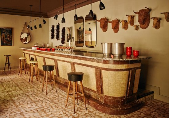 Photo of Mediterranean Restaurant Celso y Manolo at Calle Libertad 1, Madrid 28004, Spain