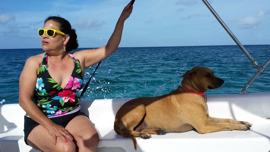 Grand Turk Diving: Posers
