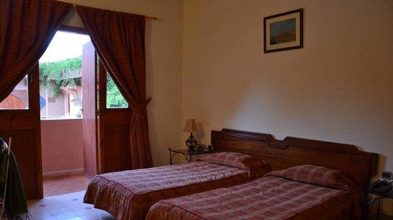 Hotel Le Fint : Zimmerbeispiel