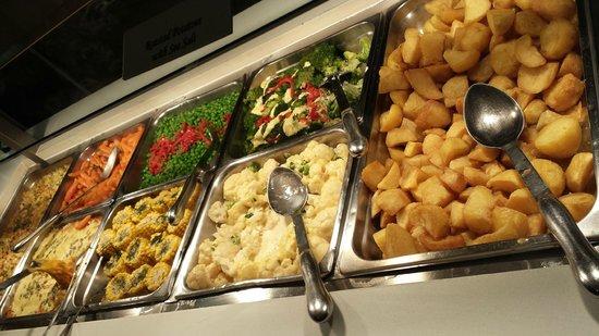 Stratosfare Restaurant & Bar: Great food
