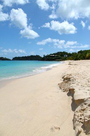 Galley Bay Resort: Beautiful beach!