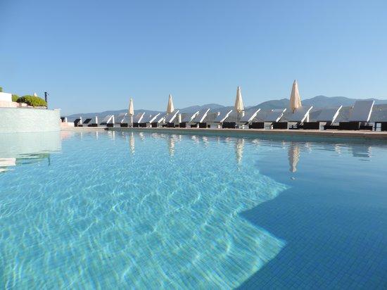 Hotel Castel d'Orcino: piscine