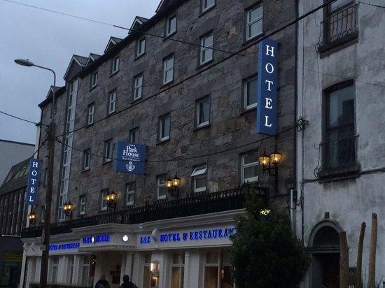 Park House Hotel: Exterior