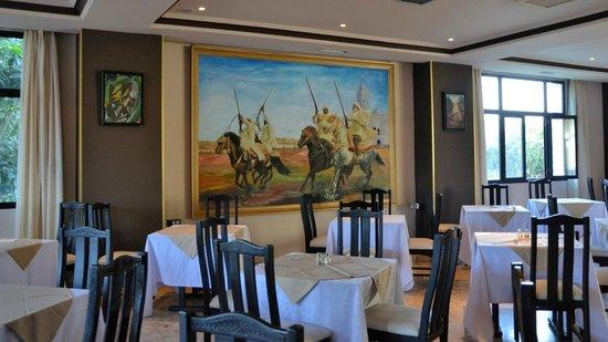 Hotel Oasis : Restaurant