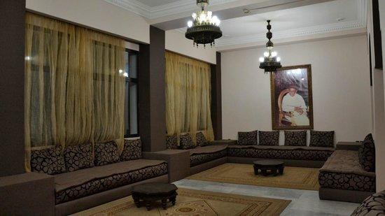 Hotel Oasis : Lobby