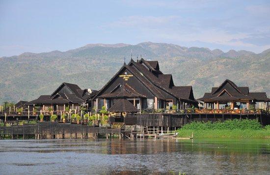 Myanmar Treasure Inle Lake : รีสอร์ทสวยหรุ บริการเป็นเลิศ ท่ามกลางธรรมชาติอันงดงาม