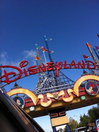 Camping Paris-Est : Disneyland