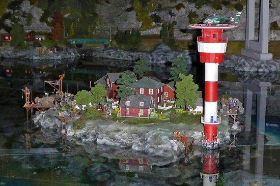 Miniatur Wunderland: Eine Insel