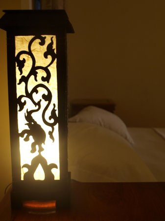 Oudomphong Guest House : Bedroom