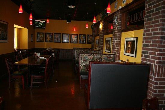 Lucille's Roadhouse: l'intérieur du restaurant