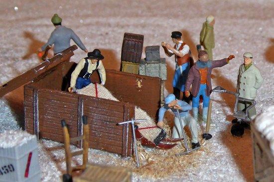 Miniatur Wunderland: Winterarbeit in Schweden