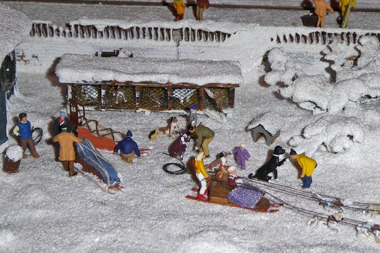 Miniatur Wunderland: Winter in Schweden
