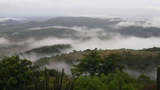 Serra de Sao Bento: pousada chalé da serra
