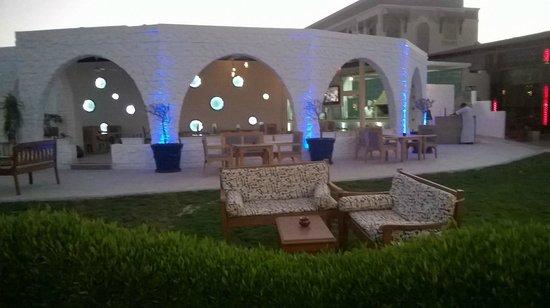 SENTIDO Mamlouk Palace Resort : A la carte