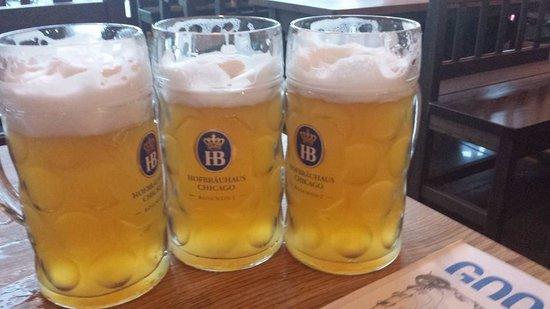 Hofbrauhaus Chicago: Great Authentic German Beer