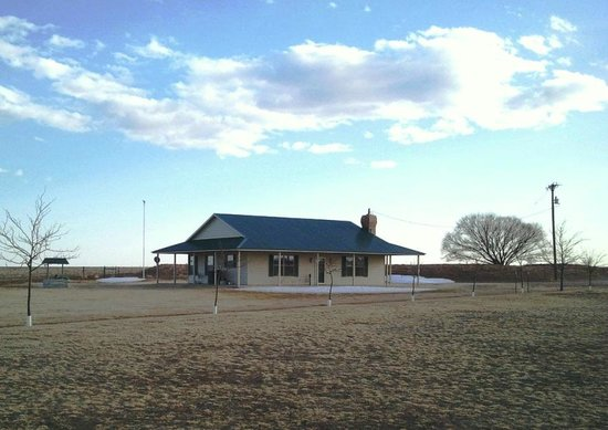3B Bed and Breakfast: West Texas Winter